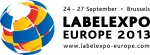 Results of the LabelExpo 2013 EUROPE Exhibition